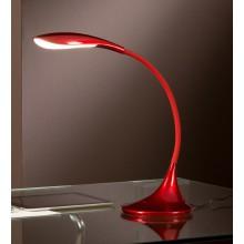 549234 LED stolní pracovní lampa, červená, 5,5W - 4000K - 550lm