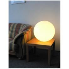 H12-046 (400) svítící koule do interiéru s kabelem (3m) a s vypínačem, 1x E27/CF max. 23W, IP55