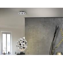 266028 závěsné svítidlo, chrom,1x E27/ max. 60W