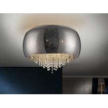 618318 stropní svítidlo, chrom, 6x G9 LED/ 6W